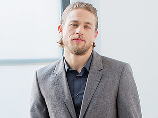 Jax Teller, Is that You? Check Out the First Photo of Charlie Hunnam as King Arthur!