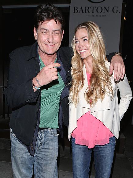 Charlie Sheen & Denise Richards Celebrate Daughter Sam's ...