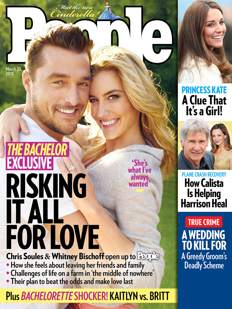 The Bachelor's Chris and Whitney: Moving In Together!| Couples, Engagements, The Bachelor, TV News, Chris Soules
