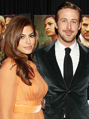 Eva Mendes pregnant second child Ryan Gosling