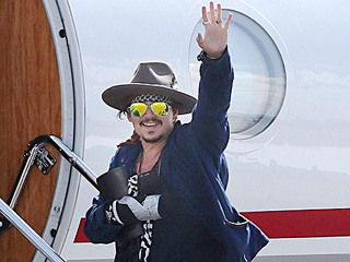 Johnny Depp Injured on Australian Location for Pirates of the Caribbean: Dead Men Tell No Tales