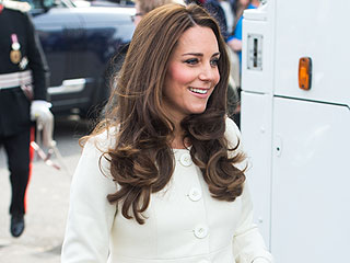 Princess Kate Meets Downton Abbey – and Gets Teased by Thomas the Butler!