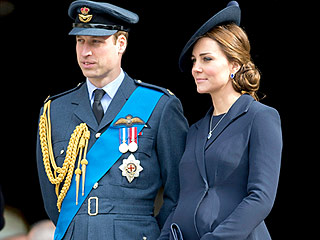 Prince William and Kate Join Queen Elizabeth to Pay Tribute at Afghanistan War Service | Kate Middleton, Prince William