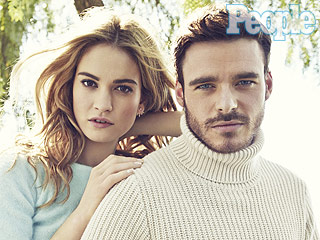 From Downton to Disney! All About the New Cinderella, Lily James