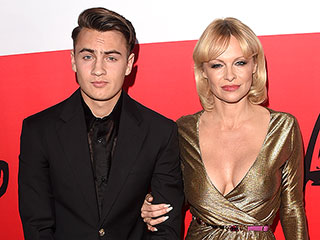 New Crush Alert: Pamela Anderson Rocks the Red Carpet with Her Hot Son
