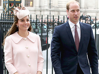A Perfect Princess! Kate & William Announce the Arrival of a Baby Girl
