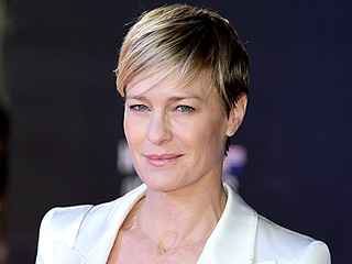Robin Wright Talks Sex Life with Ben Foster: 'I've Never Been Happier'