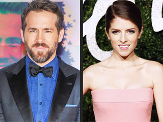 Ryan Reynolds: Kissing Anna Kendrick Is 'Like Taking Your Face to Awesometown'