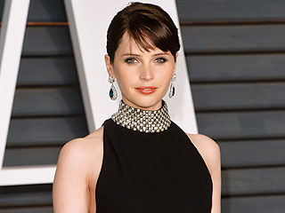 It's Official: Felicity Jones Is Headed to a Galaxy Far, Far Away
