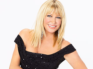 Suzanne Somers' DWTS Blog: The Judges' Scores Were Discouraging