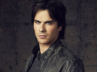 Vampire Diaries: Ian Somerhalder on Being a First-Time Director, the Ladies in Damon's Life | Ian Somerhalder