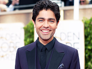 Photo: Adrian Grenier's Sweet Mani/Pedi Date – with His Grandma | Adrian Grenier