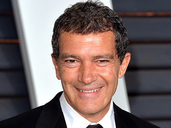 Antonio Banderas 2015 Vanity Fair Oscar Party