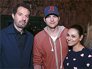 Inside Ashton and Mila's Sweet Night Out at SXSW