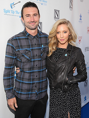 Brandon Jenner Leah Jenner Pregnant Expecting First Child