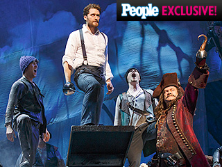 PHOTOS: Matthew Morrison and Kelsey Grammer in Broadway's Finding Neverland