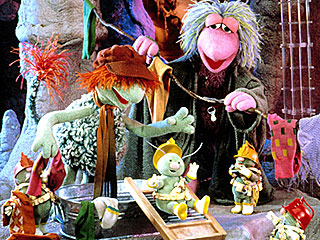 Fraggle Rock Is Headed to the Big Screen! See Which Human Actor Will Join Them