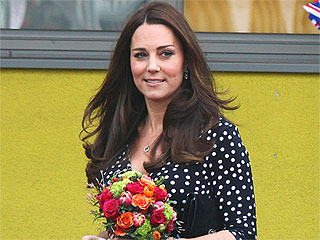 Princess Kate Reveals Due Date as She Dazzles in a $63 Dress