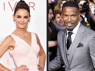 Katie Holmes and Jamie Foxx Are Not Engaged or Married, His Rep Says | Jamie Foxx, Katie Holmes