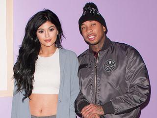 Kylie Jenner and Boyfriend Tyga Among Stars Reportedly Cited for Wasting Water