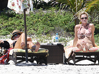 Kris Jenner Goes on a Bikini-Filled Girls' Trip to Mexico with Melanie Griffith and Dakota Johnson
