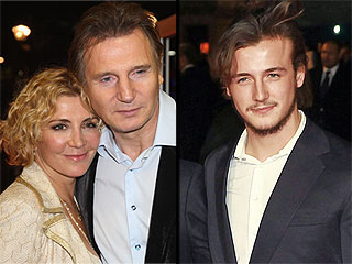 Liam Neeson's Son Says He 'Hit Rock Bottom' After Mom's Death
