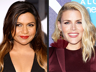 Mindy Kaling and Busy Philipps Have a Secret Crush – Guess Who It Is | Busy Philipps, Mindy Kaling