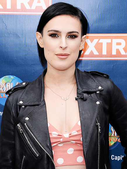 photo | Rumer Willis