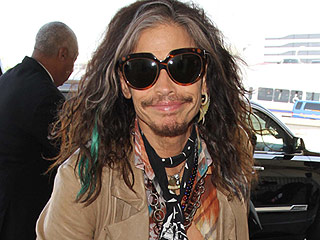 Find Out What Steven Tyler Picked Up During His Boston Shopping Spree