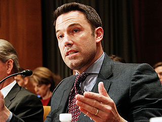 Ben Affleck Gives a Batman Shout-Out to Senator at Congressional Hearing | Ben Affleck