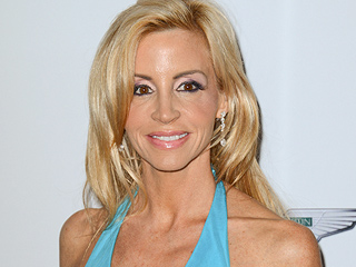 Camille Grammer: My Cancer Is in Remission and 'I'm Doing Really Well'