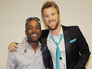 When Darius Rucker and Charles Kelley Hit the Golf Course Together, You Get This