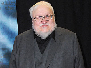 From EW: George R.R. Martin Reveals How to Survive on The Walking Dead