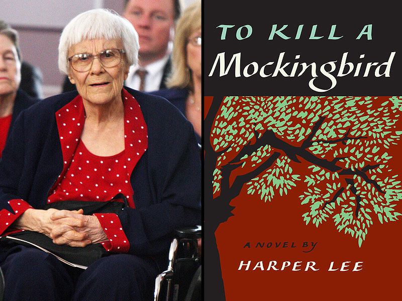 Harper Lee's New Book Jacket Revealed!| To Kill a Mockingbird, Books, People Picks, Harper Lee