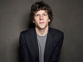 From EW: See the First Photo of Jesse Eisenberg as Lex Luthor in Batman v Superman