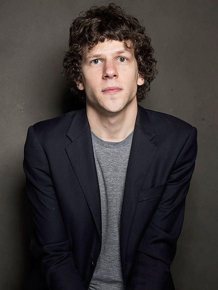 Jesse Eisenberg Reveals He Once Faked His Way Into ... Jesse Eisenberg