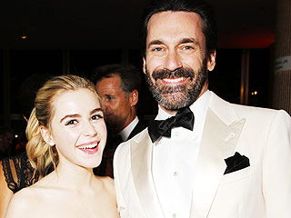 Jon Hamm Hasn't Aged, Kiernan Shipka Is All Grown Up in #TBT Mad Men Pics