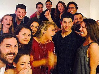 Nick Jonas Surprises House Full of Strangers with Booze