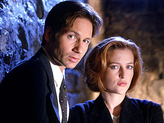 FROM EW: Mulder and Scully Have Broken Up in The X-Files Revival