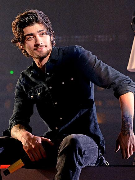Zayn Malik Leaves One Direction: Working on Solo Music ...