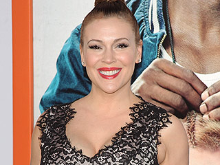 Alyssa Milano Says Breastmilk 'Is Nothing Short of a Miracle'
