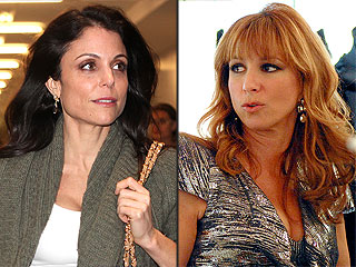 RHONY: Are Bethenny Frankel and Jill Zarin Still Feuding?