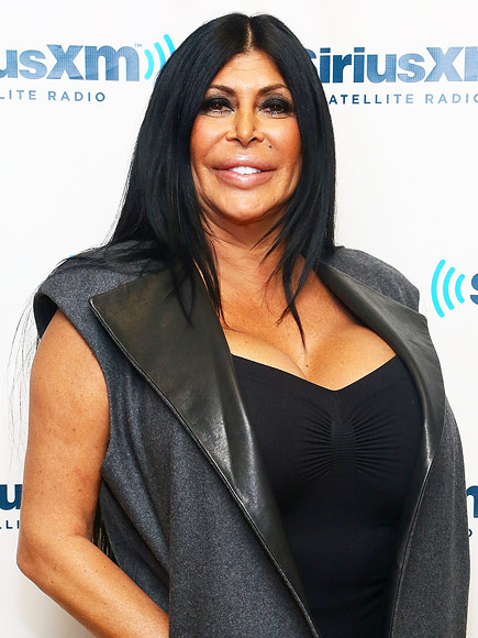 Mob Wives' Angela 'Big Ang' Raiola on Life After Throat Cancer: 'I'm Learning How to Swallow Again'| VH1, Cancer, Reality TV, People Picks, TV News