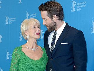 Blake Lively Pokes Fun at Ryan Reynolds's Wandering Eyes (PHOTO)