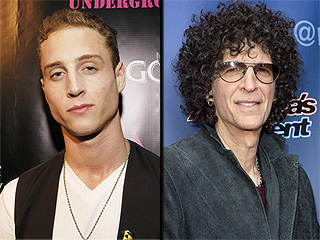Tom Hanks's Son Is Feuding with Howard Stern
