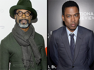 Isaiah Washington Gets Heat for Tweeting at Chris Rock About Racial Profiling