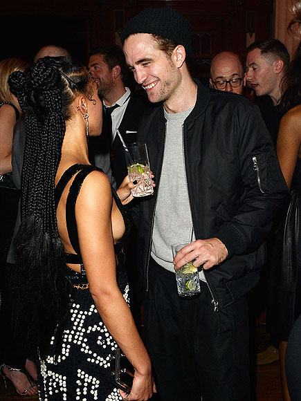 Robert Pattinson and FKA twigs Are Engaged!| Couples, Engagements, FKA twigs, Robert Pattinson