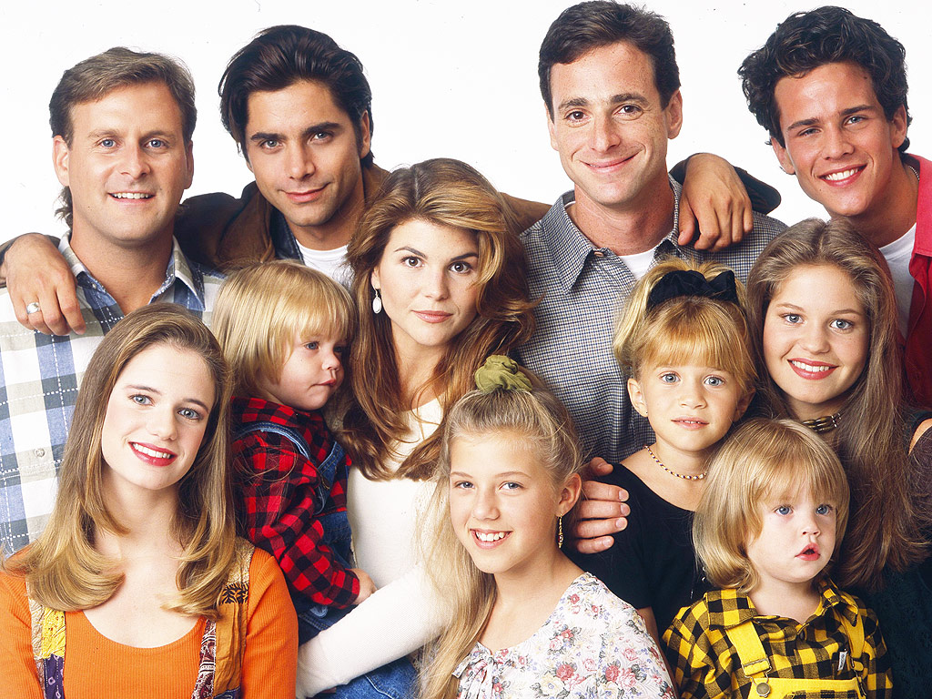 full house cast dating