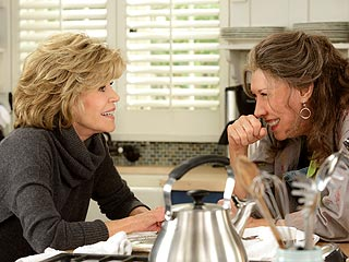 From EW: Lily Tomlin and Jane Fonda: We Really Did Take Peyote for Grace and Frankie