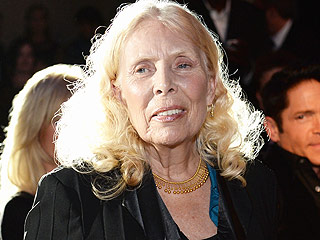 Joni Mitchell 'Is Awake and In Good Spirits' After Being Rushed to Hospital